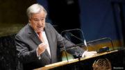 دعوت دبیرکل سازمان ملل به آتشبس جهانی و جنگ فراگیر علیه کرونا