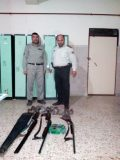 دستگیری متخلفین شکار  ۱۶ قطعه کبک به همراه ۳ قبضه سلاح در سیاهکل