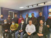 سیدرضا میرحسینی مشاور هیات کاراته بسیج شهرستان رشت شد