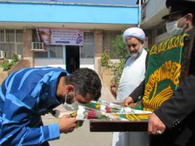 آزادی ۱۳ زندانی از زندان لاکان رشت در روز میلاد امام رضا (ع)