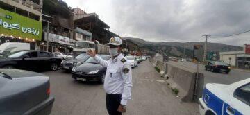 جریمه خودروهای قانون شکن در گیلان