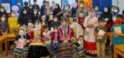 معرفی کودکان به عنوان محیط یار و سفیران محیط زیست در هفته ملی کودک شهرستان سیاهکل