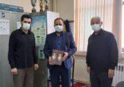 سیدرضا میرحسینی به عنوان جانشین کانون بسیج ورزشکاران شهرستان لاهیجان منصوب شد