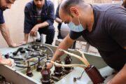واحد یک گازی نیروگاه شهید بهشتی لوشان به مدار تولید بازگشت