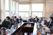 برگزاری جلسه کارگروه تخصصی انرژی و آب پدافند غیرعامل گیلان در نیروگاه لوشان